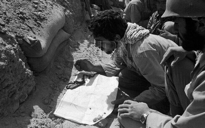 14000113000102 Test NewPhotoFree - جلسهای که منجر به بازداشت حاج همت شد/فرماندهان مخالف با «عملیات والفجر 1» سکوت کردند