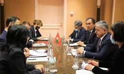 دیدار وزرای امور خارجه تاجیکستان و قرقیزستان در «مسکو»