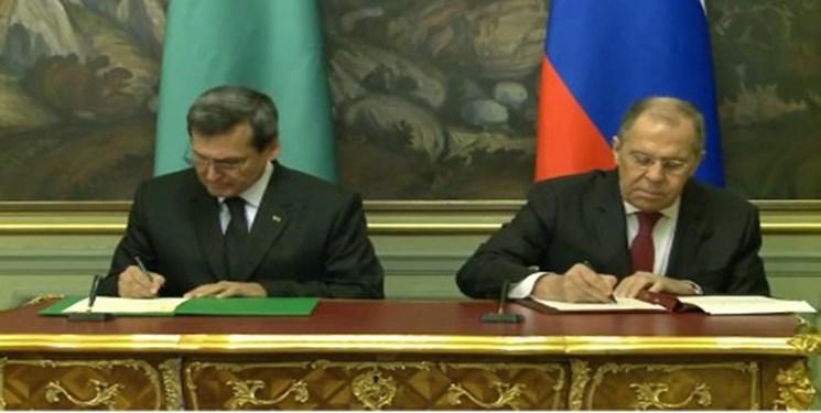 امضای چندین سند همکاری در سفر هیأت ترکمنستان به مسکو