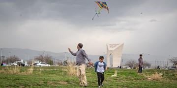 سیزده بدر کرونایی در قزوین