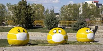 بوستانهای شهر ارومیه خلوتتر از همیشه در 13بدر1400