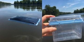 تولید دستگاه تصفیه آب سریع که با نور خورشید کار میکند