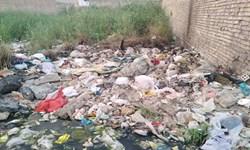 فیلم|شهرستان کارون غرق در زباله