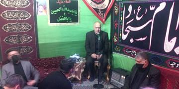 پیرغلام تهرانی در دل خاک آرام گرفت