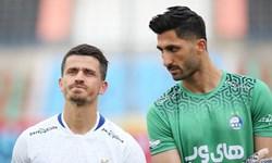 کاپیتان استقلال برای بازی با پرسپولیس آماده شد