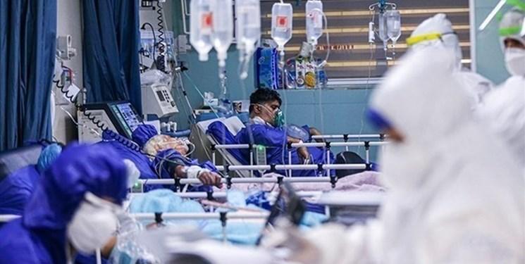دشتستان بدون تخت؛ کرونا در حال انفجار/ کار بیماران به خارج از بیمارستان کشید!