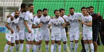امیدواری بازیکنان ذوب آهن به کسب نتایج درخشان در ادامه لیگ برتر فوتبال