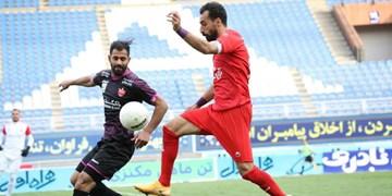 انتقاد تند  باشگاه پرسپولیس به سازمان لیگ/وقتی آقایی به جای نعمتی محروم اعلام شد!+ سند