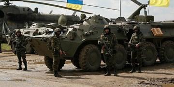 رزمایش اوکراین با اعضای ناتو