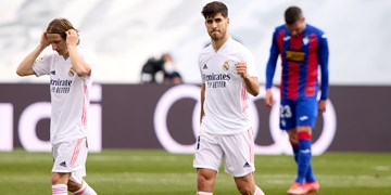 لالیگای اسپانیا | رئال مادرید با برد آماده تقابل با لیورپول شد