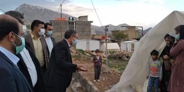 ۷۰ درصد مناطق شهری سی سخت آواربرداری شد/توصیه استاندار به زلزلهزدگان