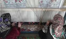 فیلم| آوازه جهانی «فرش آهنین» بیجار/ از کردستان تا اروپا و امریکا