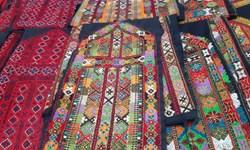 رونق هنر «زیگپتان» بانوان ریگانی/شناسایی و حمایت از تولید لباس سنتی