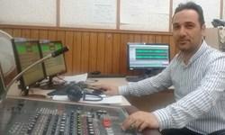 «همگام با ورزش» روی آنتن زنده رادیو قم