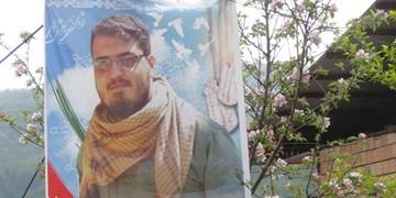 دغدغه پدر شهید مدافع حرم + فیلم و عکس