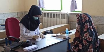 خدماترسانی دانشجویان جهادی به اهالی غلامان