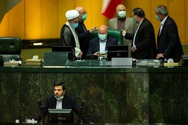 سخنرانی سیدمحسن دهنوی در اولین جلسه علنی مجلس