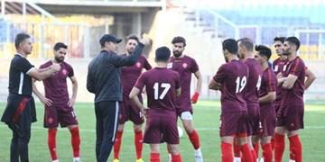 گزارش تمرین پرسپولیس| توضیحات گلمحمدی به سرخپوشان و کری داغ بازیکنان
