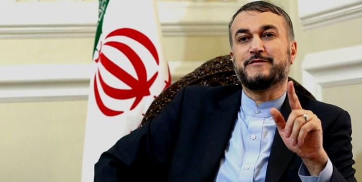 ایران با قدرت از مقاومت و مردم فلسطین حمایت میکند