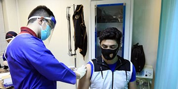 پارالمپیکیها واکسینه شدند+عکس