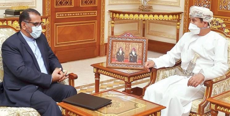 گفتوگوی وزیر عمانی و سفیر ایران درباره تقویت همکاری دوجانبه