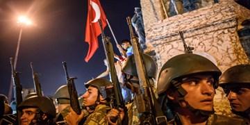 نگرانی از کودتای دیگر در ترکیه، بیانیه 103 افسر بازنشسته ارتش علیه دولت