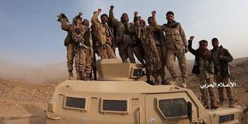 پیشروی در غرب مأرب؛ نیروهای یمنی به منطقه راهبردی «الطلعه الحمراء» نزدیک شدند