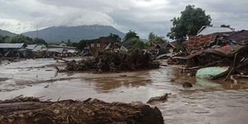 55 نفر قربانی سیل در اندونزی و تیمور شرقی شدند +فیلم