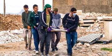 خدمات رسانی دانشجویان بسیجی دانشگاه امیرکبیر به مردم روستای چمن گلین