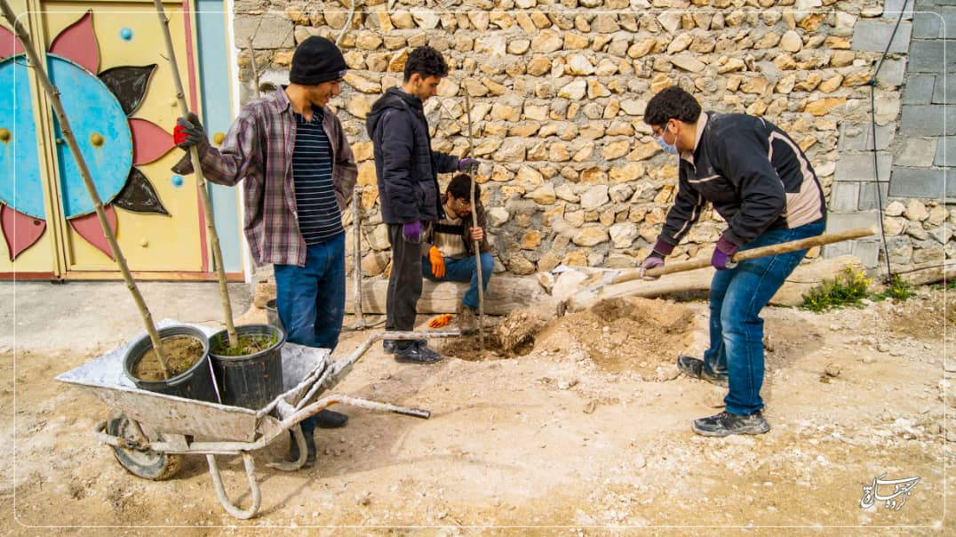 14000116000208 Test NewPhotoFree - خدمات رسانی دانشجویان بسیجی دانشگاه امیرکبیر به مردم روستای چمن گلین