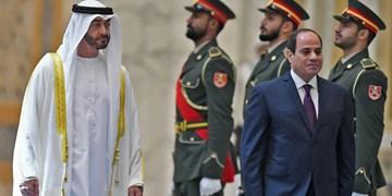 افزایش تنش میان مصر و امارات/ منابع مصری: قاهره نگران اقدامات مشکوک ابوظبی است