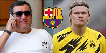 واکنش مدیربرنامه هالند به شروط عجیب و غریب برای بارسلونا