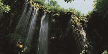 آبشار بابا رمضان در فهرست آثارمیراث طبیعی کشور ثبت شد