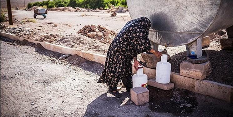 کندهای، روستایی تنیده در محرومیت/ لزوم تسریع در اجرای خط انتقال آب روستا