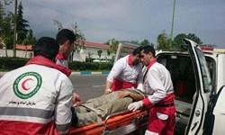 امدادرسانی هلال احمر کردستان به 75 آسیب دیده در حوادث نوروزی