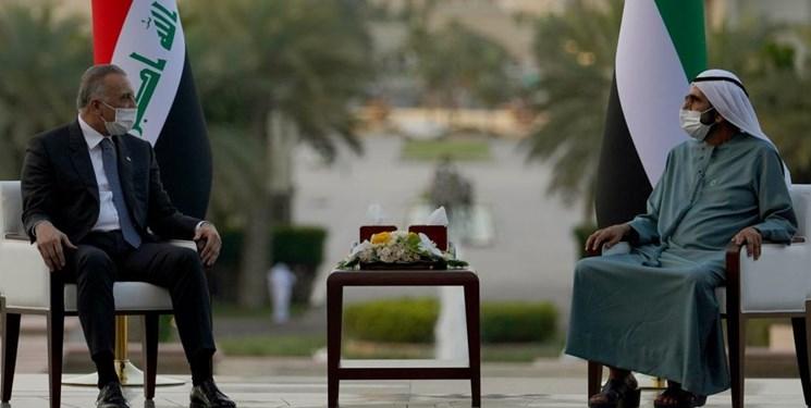 سرمایهگذاری 3 میلیارد دلاری امارات در عراق، مهمترین دستاورد سفر الکاظمی