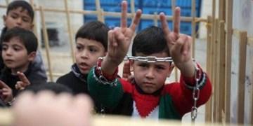 بازداشت و شکنجه کودکان فلسطینی؛ 140 کودک همچنان در اسارت
