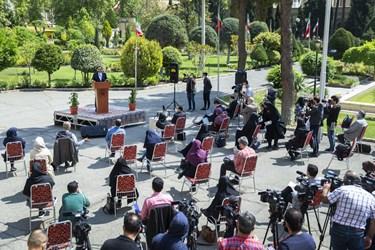 اولین نشست خبری سخنگوی وزارت امور خارجه در سال 1400