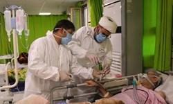هلال احمر در اعزام طلاب جهادگر به بیمارستانها نقشی نداشته است
