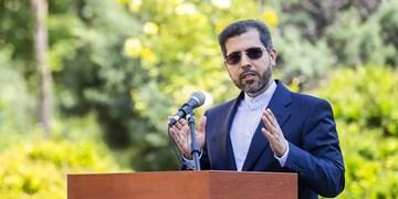 واکنش خطیبزاده به اظهارات مداخله جویانه اتحادیه عرب و شورای همکاری خلیج فارس