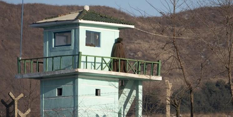 تقویت خطوط مرزی کره شمالی با استفاده از برق فشار قوی و موانع بتونی