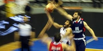 لیگ برتر بسکتبال ||| شهرداری گرگان ۹۱-۶۵ شیمیدر قم