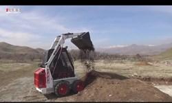 از مهندسی معکوس «بابکت 371 آمریکایی» تا راهاندازی خط تولید «چیتا» در کردستان+فیلم و عکس