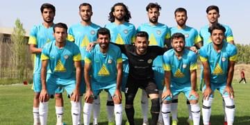 حضور پرقدرت قشقایی در نیم فصل دوم رقابتهای  لیگ دسته یک فوتبال