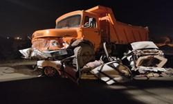 سانحه رانندگی در محور صفی آباد به میانرود دزفول سه کشته برجای گذاشت