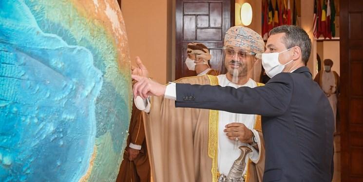 رایزنی وزرای خارجه عمان و سوئیس درباره تحولات منطقه