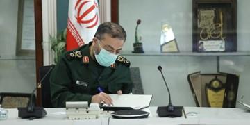 پیام رئیس سازمان بسیج در پی صعود  تیم «فجر شهید سپاسی» شیراز به لیگ برتر