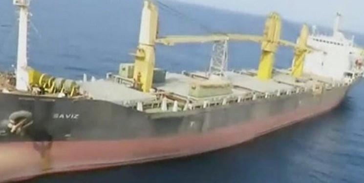 مقام آمریکایی: اسرائیل عامل حمله به کشتی ایرانی است