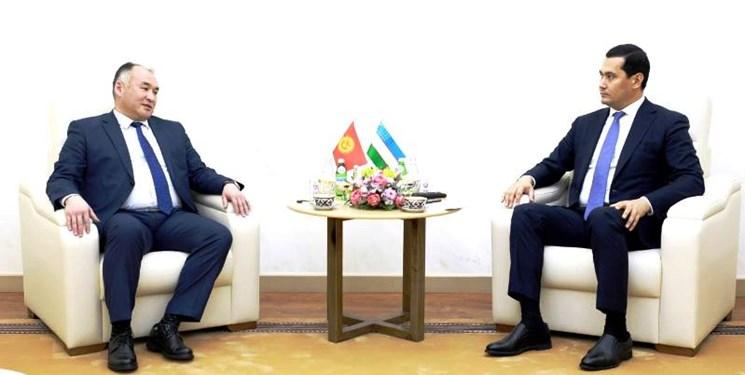 توافق قرقیزستان و ازبکستان برای اجرای 60 طرح اقتصادی