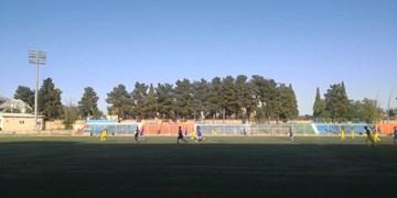 پیروزی شیرین فجر شهید سپاسی در لیگ یک
